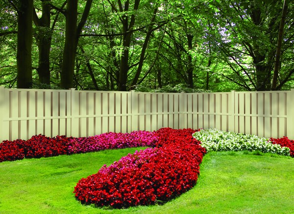 Wisteria PVC Fence from The Fence Authority in West Chester, PA